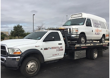 San Antonio towing company Powerstroke Towing, LLC
