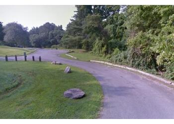Richmond hiking trail Powhite Park