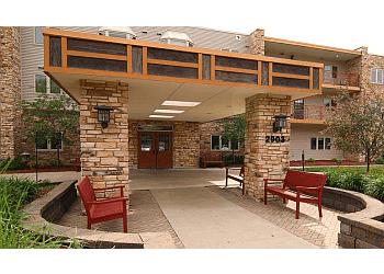 Cedar Rapids assisted living facility Prairie Hills
