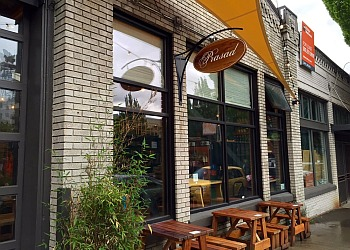 Portland vegetarian restaurant Prasad