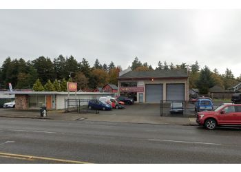 Tacoma auto body shop PRECISION AUTO BODY & COLLISION