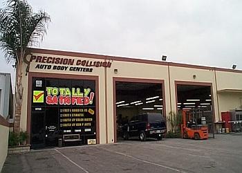 Orange auto body shop Precision Collision Auto Body Centers
