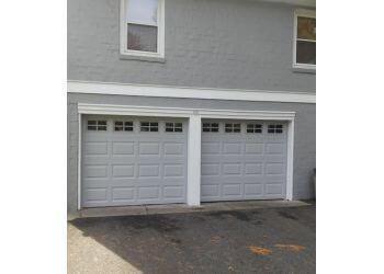 Akron garage door repair Precision Door Service