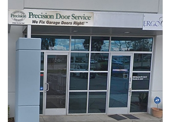 Fontana garage door repair Precision Door Service