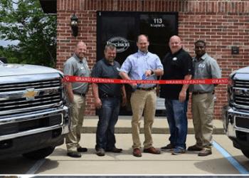 Jackson garage door repair Precision Door Service