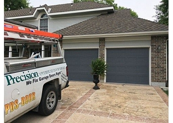 Kansas City garage door repair Precision Door Service
