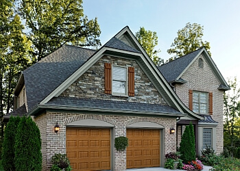 Knoxville garage door repair Precision Door Service