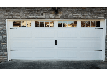 Knoxville garage door repair Precision Door Service