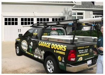 Miami garage door repair Precision Door Service