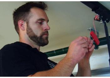 Miami garage door repair Precision Door Service