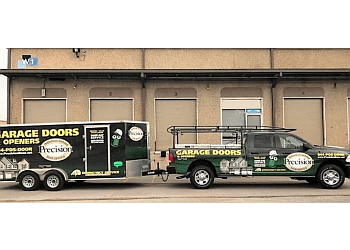New Orleans garage door repair Precision Door Service