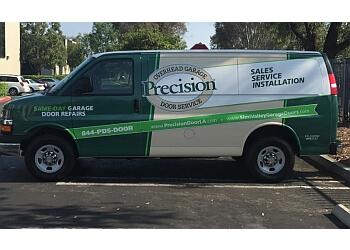 Pomona garage door repair Precision Door Service