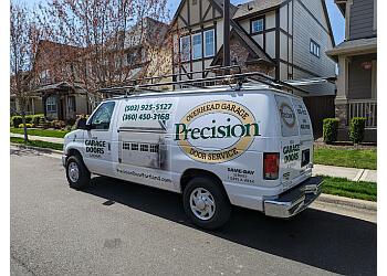 Portland garage door repair Precision Door Service