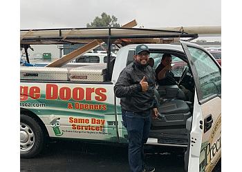 Irvine garage door repair Precision Door Services