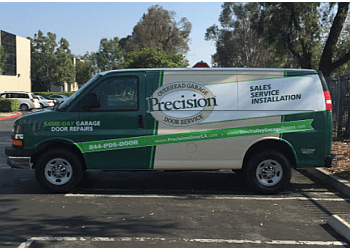 Rancho Cucamonga garage door repair Precision Door Services