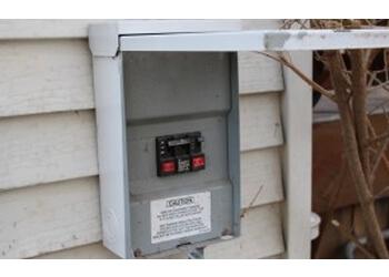 Naperville electrician Precision Power Electric Inc