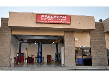 Vallejo car repair shop Precision Service Center