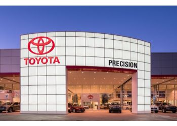 Tucson car dealership Precision Toyota of Tucson