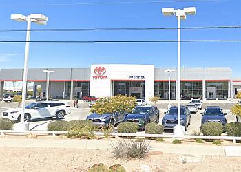 Tucson car dealership Precision Toyota of Tucson