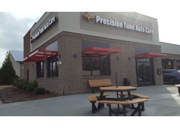 Fayetteville car repair shop Precision Tune Auto Care