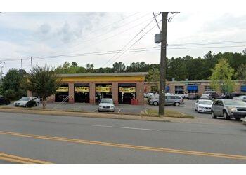 Little Rock car repair shop Precision Tune Auto Care