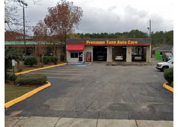 Mobile car repair shop Precision Tune Auto Care