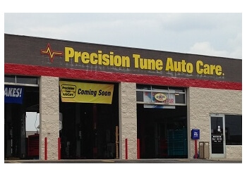 Murfreesboro car repair shop Precision Tune Auto Care