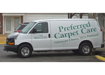 Columbus carpet cleaner Preferred Carpet Care Inc.