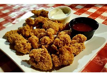 Lafayette seafood restaurant Prejean's Restaurant