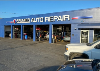 Kent car repair shop Premier Automotive Services