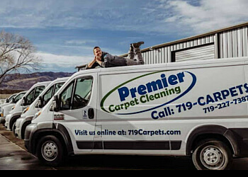 Colorado Springs carpet cleaner Premier Carpet Cleaning
