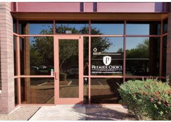 Mesa insurance agent Premier Choice Insurance