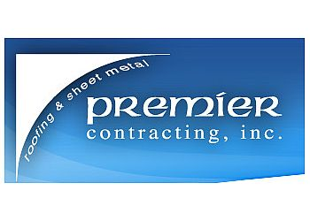 Kansas City roofing contractor Premier Contracting Inc