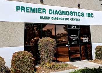 Oxnard sleep clinic Premier Diagnostics, Inc.