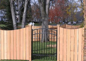 St Paul fencing contractor Premier Fence