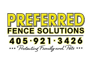 Oklahoma City fencing contractor Preferred Fence Solutions Inc.