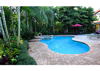 Miami landscaping company Premier Horticulture