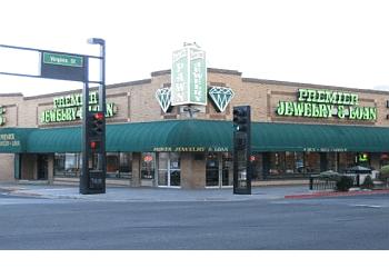 Reno pawn shop Premier Jewelry and Loan
