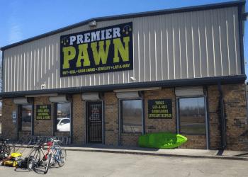 Baton Rouge pawn shop Premier Pawn