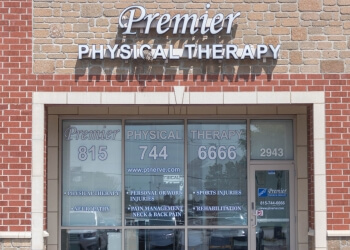 Joliet physical therapist Premier Physical Therapy