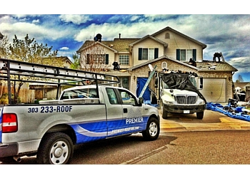 Denver roofing contractor Premier Roofing LLC