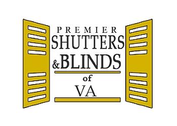 Virginia Beach window treatment store Premier Shutters & Blinds of Va