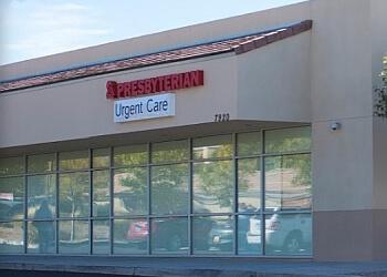 Albuquerque urgent care clinic Presbyterian Urgent Care