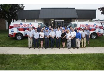 Boston hvac service Presidential Electric & HVAC