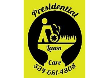 Montgomery lawn care service Presidential Lawn Care