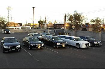 Las Vegas limo service Presidential Limousine