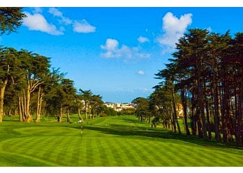San Francisco golf course Presidio Golf Course