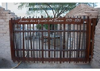 Tucson landmark Presidio San Agustin del Tucson