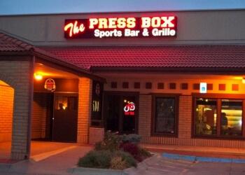 Lincoln sports bar Press Box Sports Bar & Grille