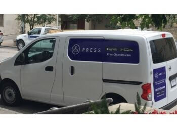 Austin dry cleaner Press Cleaners